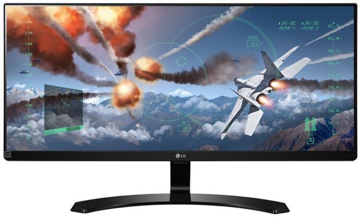 "Ecran PC 29"" LG 29UM68-P - 2560x1080, 21:9, 5ms, Freesync, Flicker Safe"