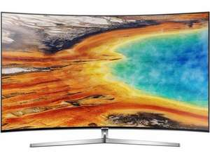 "TV LED 65"" Incurvée Samsung UE65MU9005 - UHD 4K, HDR, Smart TV  (Via ODR 600€)"