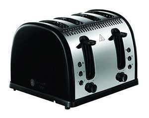 Grille-pain Russell Hobbs Legacy Toaster - 4 Compartiments