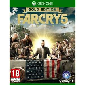 Far Cry 5 - Gold Edition sur Xbox One ou PS4