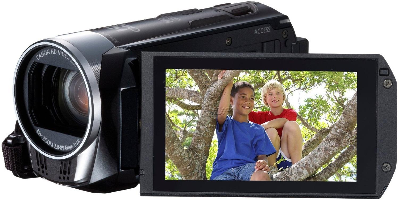 Caméscope Full HD Canon HF R306