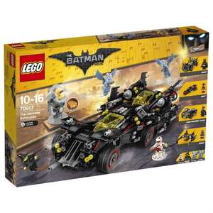 Lego 70917 Batman Movie - La Batmobile suprême + Handspinner offert