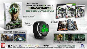 Splinter Cell : Blacklist - édition Ultimatum sur PS3/Xbox 360