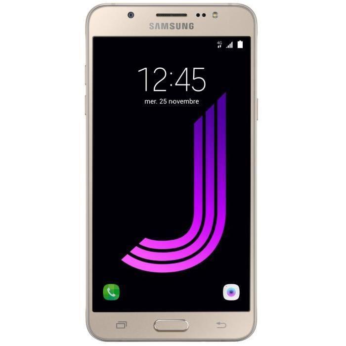 [CDAV] Samsung Galaxy J7 2016 Or (146.94€ avec souscription Cdiscount Mobile et son ODR)