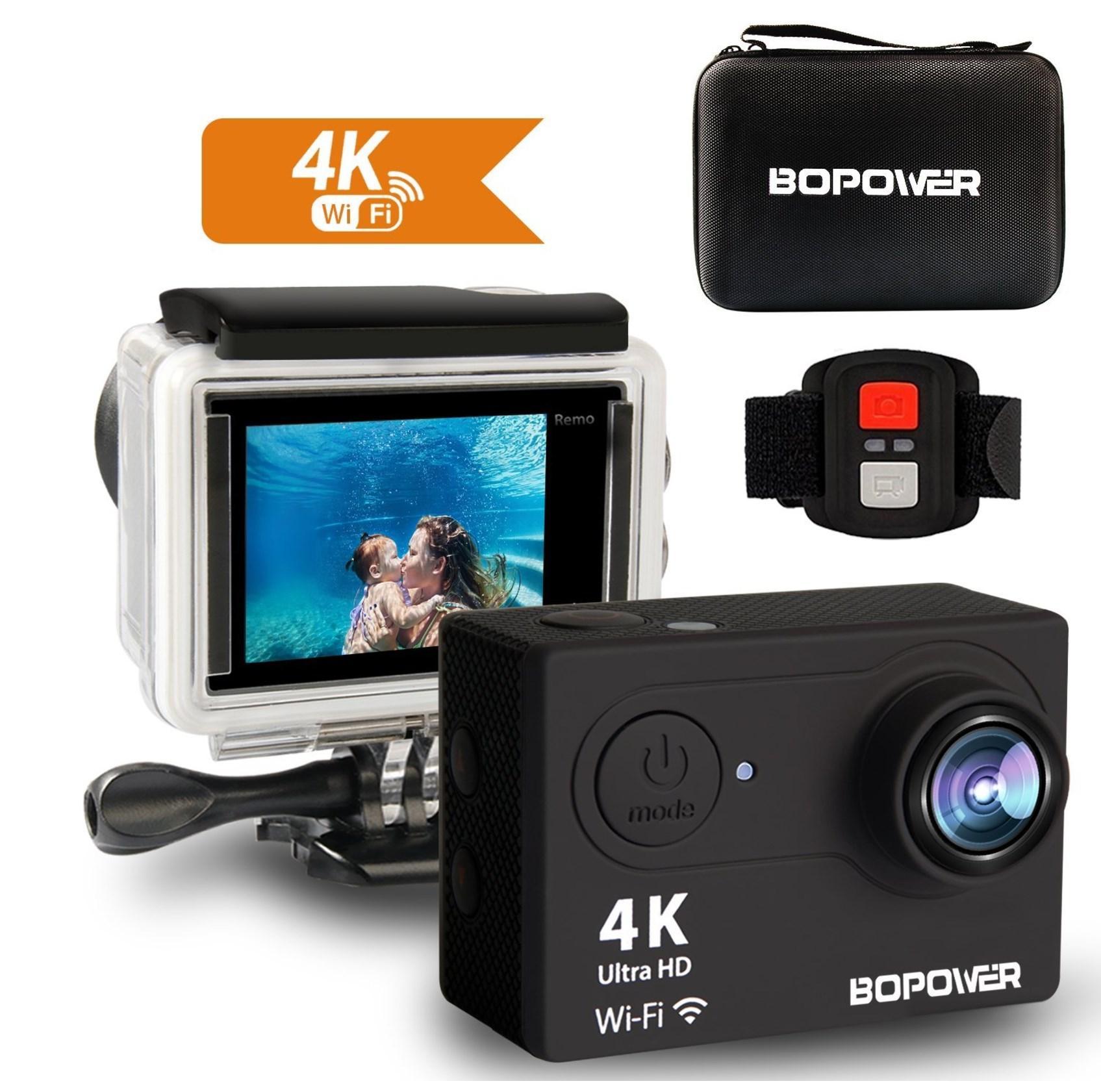 Caméra sportive GooBang Doo - 4K UHD