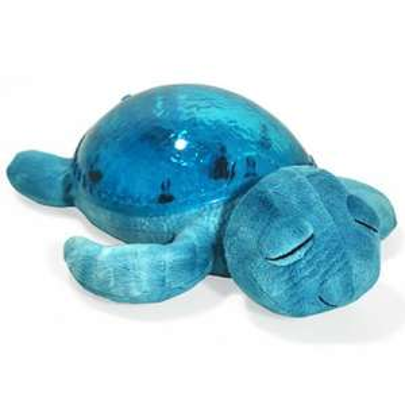 Veilleuse Tranquil  de Cloud B - Turtle Aqua