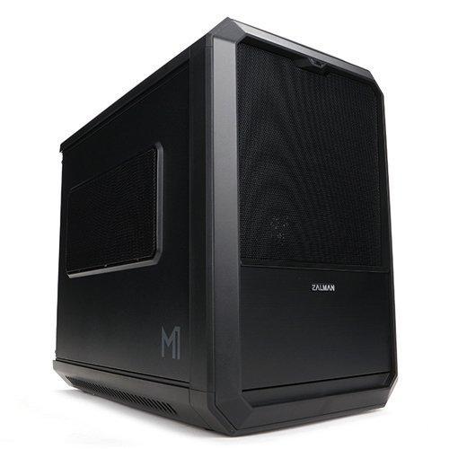 Boîtier PC en Acier Zalman M1 Mini-ITX - Noir