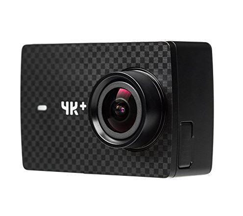 Caméra sportive Yi 4K+  12MP, 4K, 60 FPS + 21€ en SuperPoints