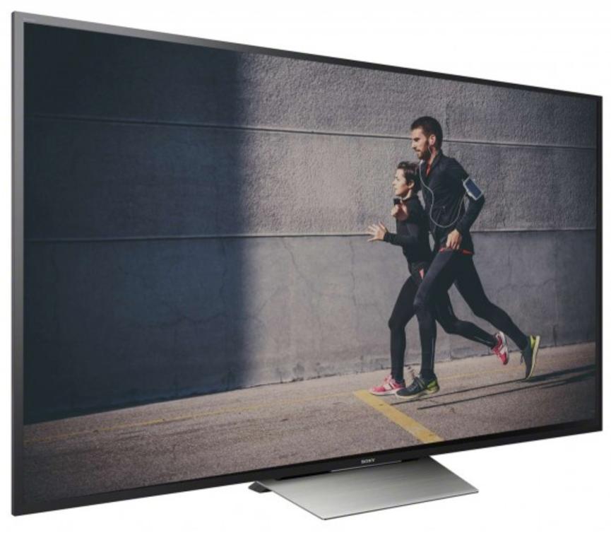 "TV 55"" Sony KD55XD8505BAEP - LED, 4K UHD, 139 cm"
