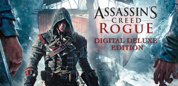 Jeu Assassin's Creed Rogue Deluxe Edition sur PC (Dématérialisé, Uplay)