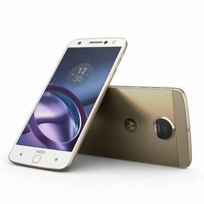 "Smartphone 5.5"" Motorola Moto Z Gold 32 Go"