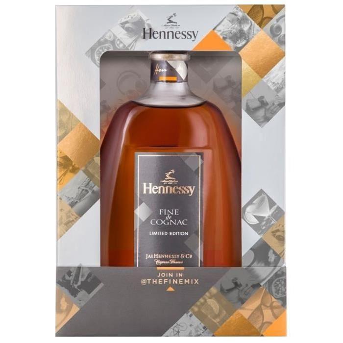 Bouteille Hennessy Fine de Cognac - 70cl