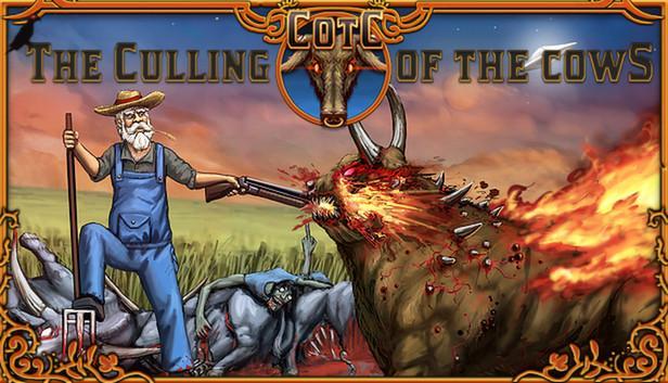 The Culling Of The Cows gratuit sur PC (Dématérialisé - Steam)