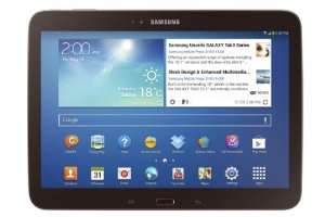 "Tablette tactile 10.1"" Samsung Galaxy Tab 3 (Avec ODR de 50€)"