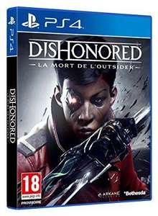 [Précommande] Dishonored: La Mort de l'Outsider sur PC, PS4 et Xbox One