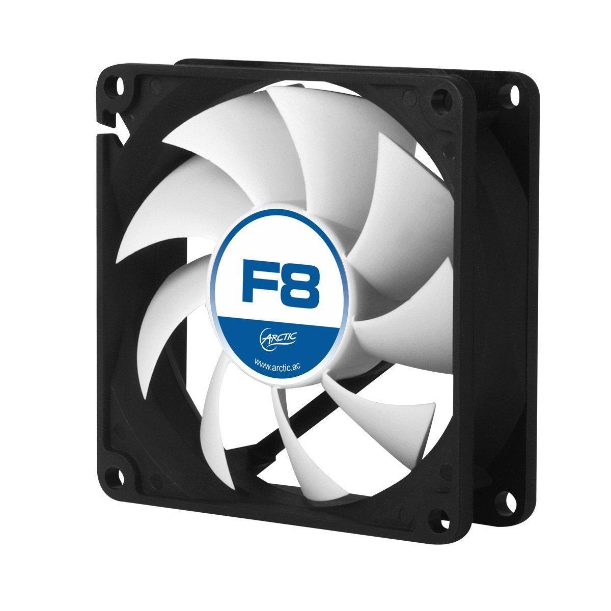 Ventilateur Arctic F8 pour boitier PC - 80mm