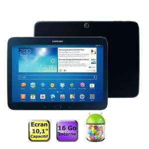 "Samsung Galaxy Tab 3 10,1"" Noire (219,99€ avec Buyster)"