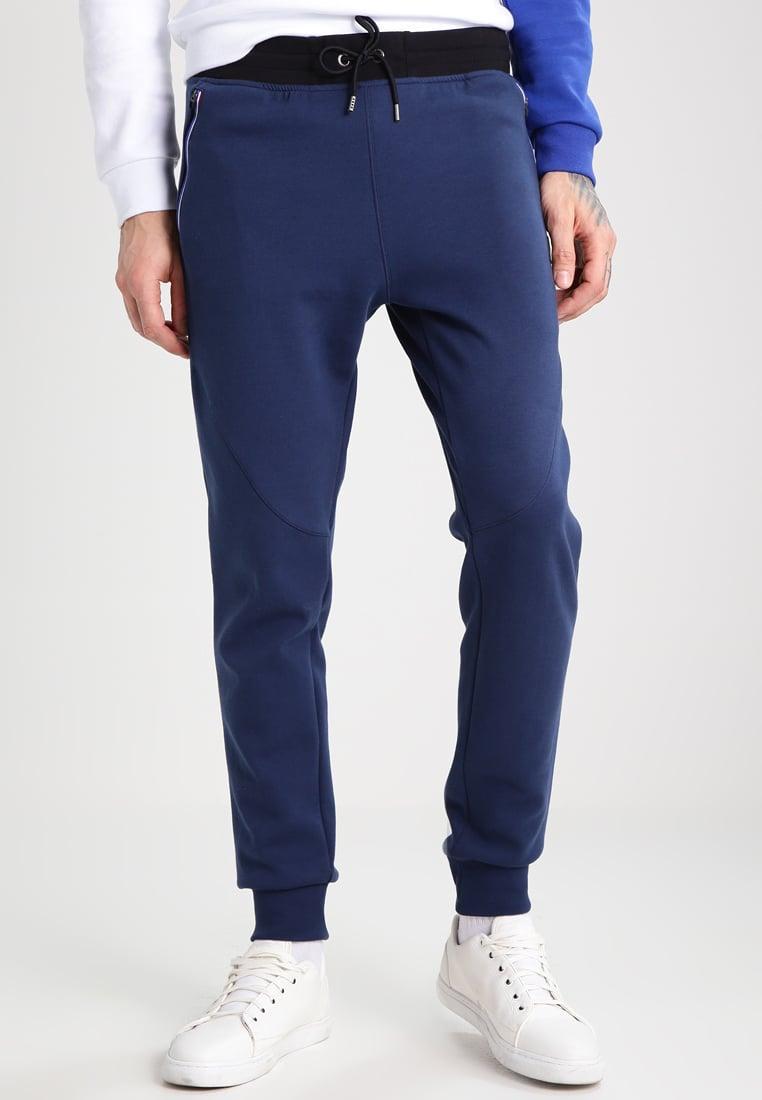 Pantalon de survêtement Le Coq Sportif - Bleu