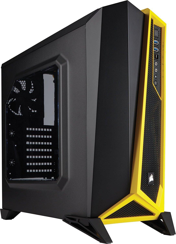 Boîtier PC Corsair Carbide Spec-Alpha - Plusieurs coloris