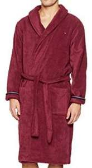 Peignoir Uni Tommy Hilfiger 2S87904624 pour Hommes - Tailles au choix