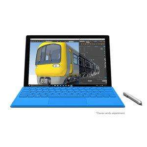 "Sélection d'articles en Promotion - Ex: Tablette 12.3"" Microsoft Surface Pro 4 (2736 x 1824 , m3-6Y30, RAM 4Go, SSD 128Go, Windows 10 Pro)"