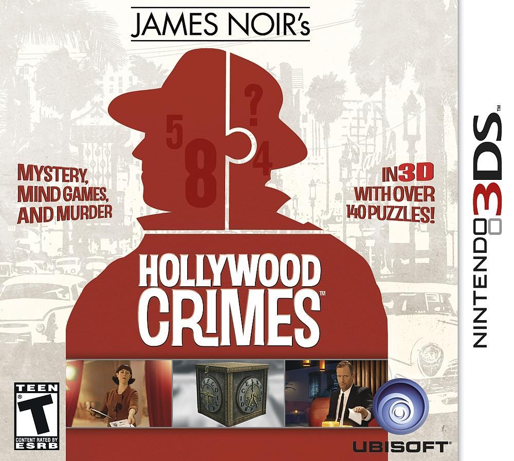 Sélection de produits en Promotion - Ex: Hollywood Crimes 3D sur 3DS