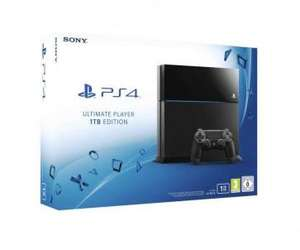 Console Sony  PS4 -  1 To