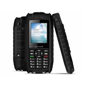 téléphone portable étanche Crosscall - Shark Noir V2