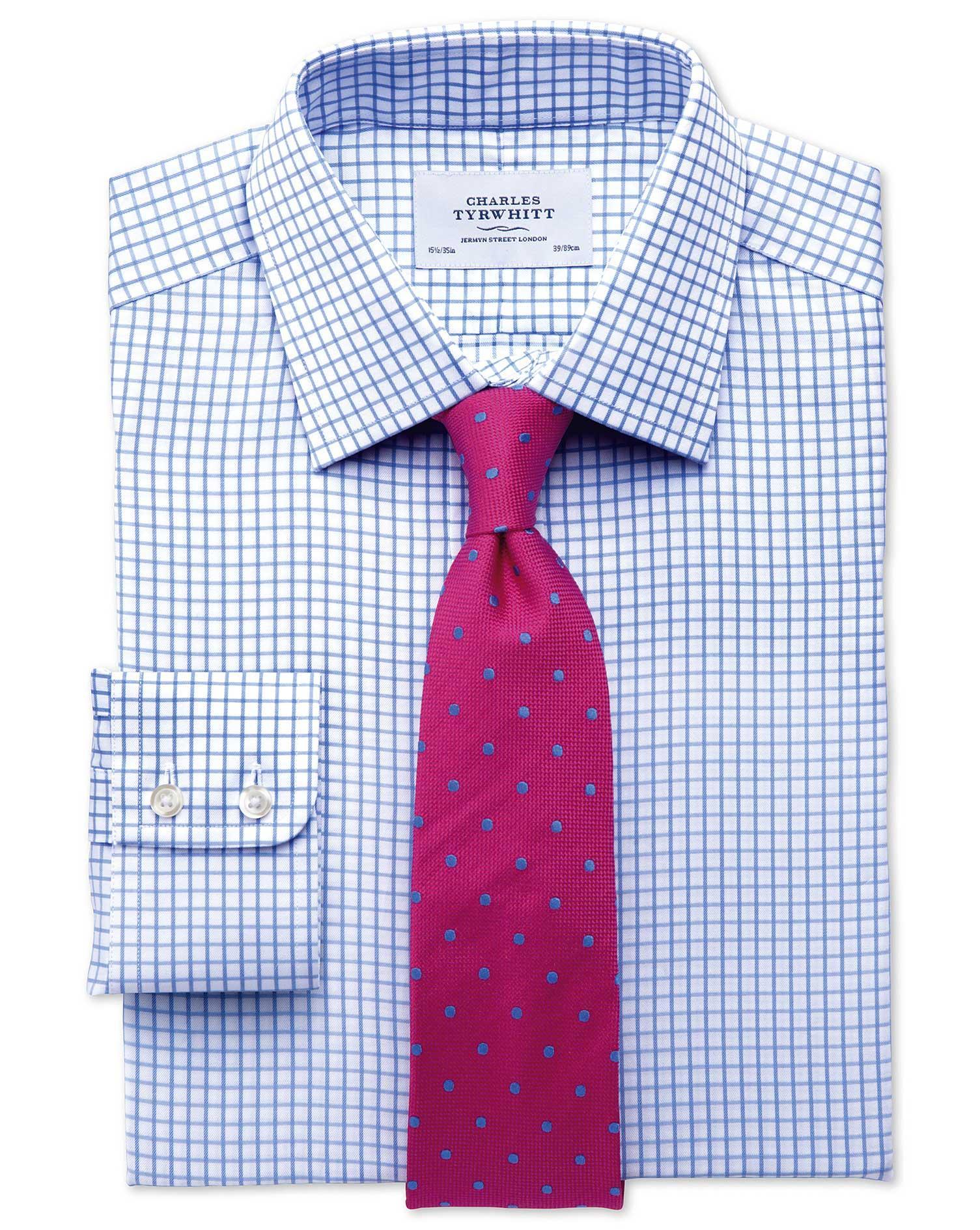 Sélection de chemises Charles Tyrwhitt à 24.90€ - Ex : Chemise Extra Slim Fit