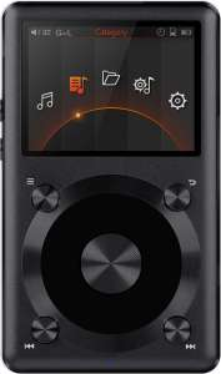 Baladeur audiophile FiiO X3 II