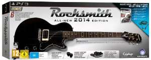 Rocksmith 2014 PS3 + Guitare Epiphone Les Paul Jr.