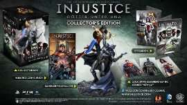 Injustice - Edition Collector PS3 & Xbox360