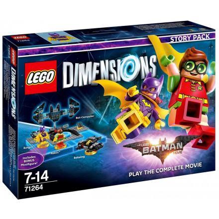 50% de réduction sur une sélection de packs LEGO Dimensions - Ex : Packs Histoire (Ghostbusters, LEGO Batman, Les Animaux Fantastiques)