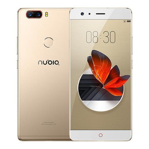 Smartphone 5.5 ZTE Nubia Z17 - SnapDragon 835, 6 Go de RAM, 64 Go, or