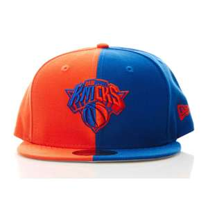 Sélection de casquettes New Era en promotion - Ex : 59fifty knicks (du 56 au 60)