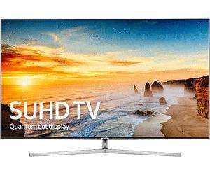 "TV incurvée 49"" Samsung UE49KS9000 - 4K SUHD, HDR, Edge LED Local Dimming, Quantum Dots 10 bits, Smart TV"