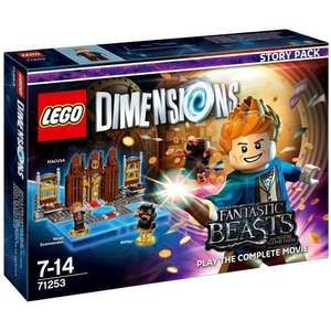 Sélection de jouets Lego Dimension en promotion - Ex : Warner Bros.: Story Pack Batman Movie (71264)