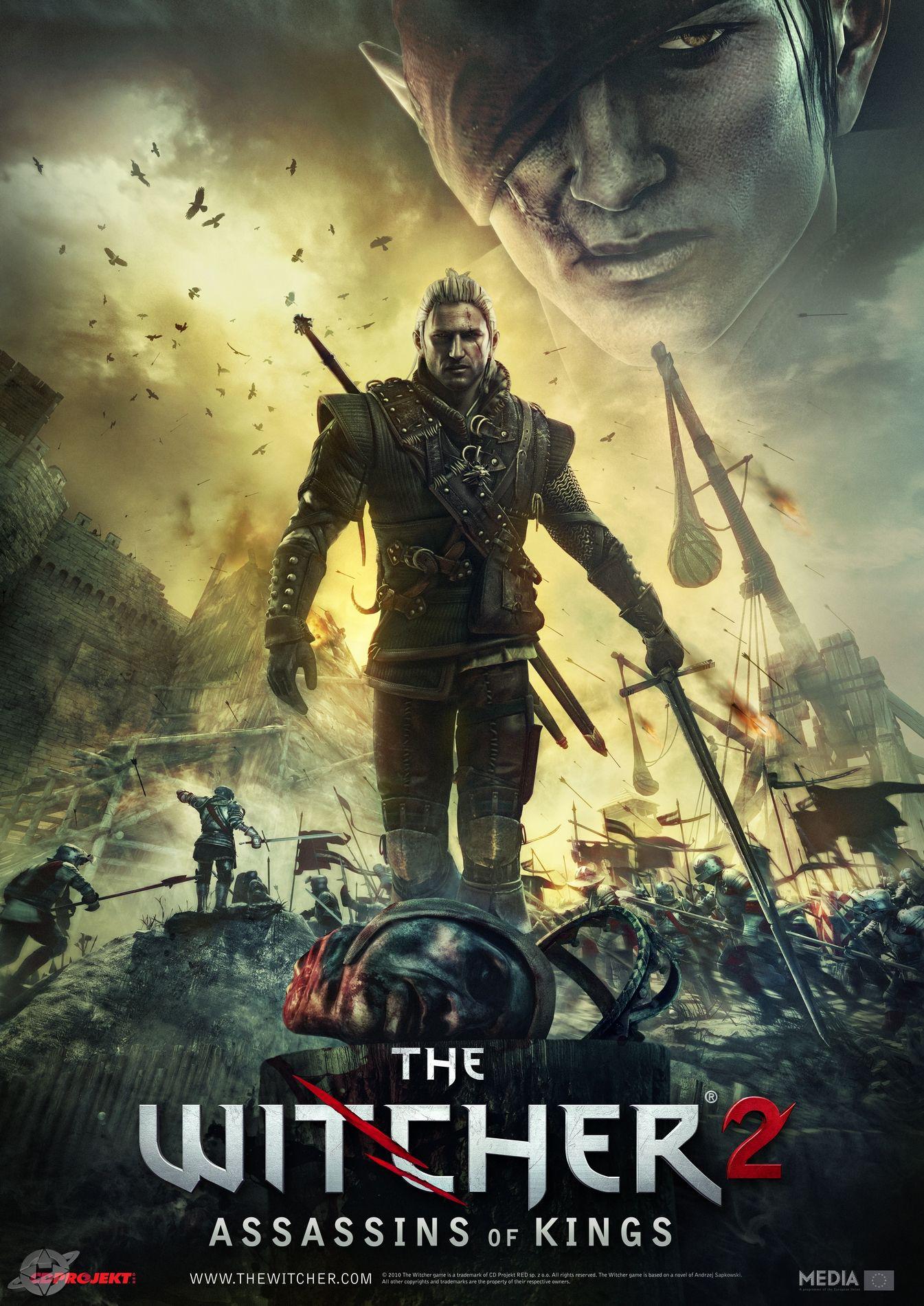 The Witcher 2 Enhanced Edition (dématerialisé)