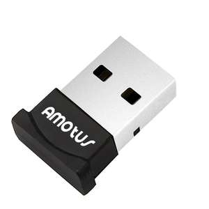 Adaptateur Dongle Bluetooth 4.0 Amotus (Chipset Broadcom)