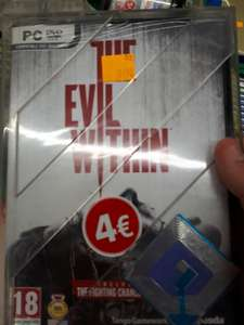 Jeu The Evil Within sur PC, PS4 ou Xbox One