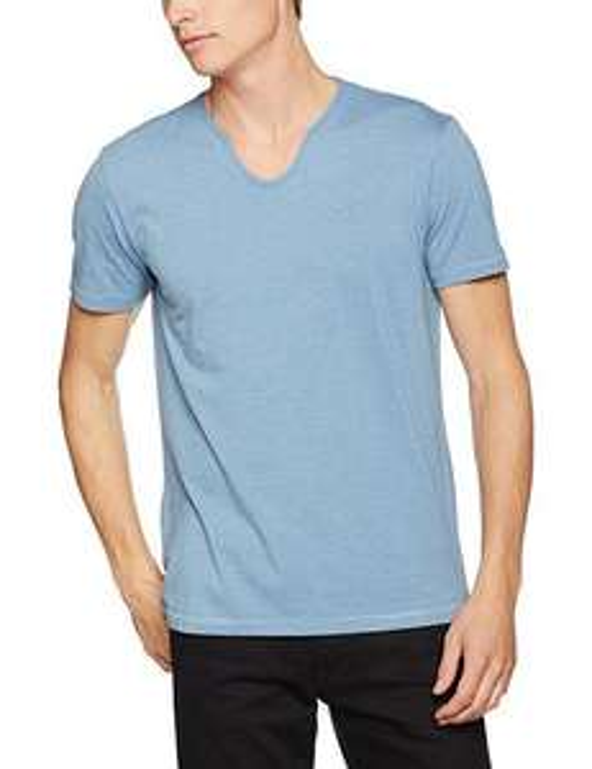T-Shirt Kaporal Salva Bleu (Taille L)