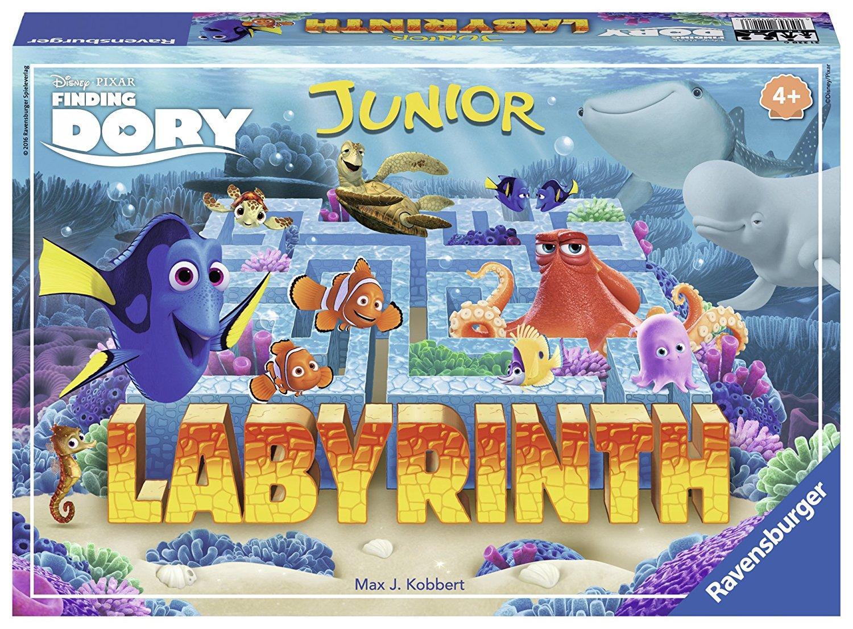 Jeu de société Labyrinthe Junior - Le Monde De Dory (livraison gratuite pour premium)