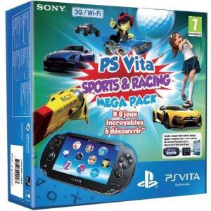 A partir de demain : PS Vita 3G/Wifi + CM 8Go + 8 jeux avec ODR 30€ (voir 122,24 si paiement buyster)