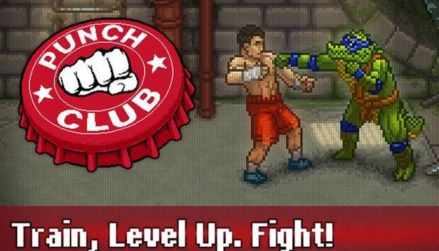 Punch Club sur PC (Dématérialisé - Steam)
