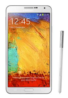 [Clien Box] Samsung galaxy note 3 + 1an forfait illimité 4G