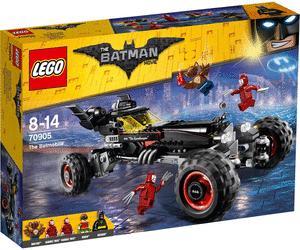 Jouet Lego Batman - La Batmobile (70905)