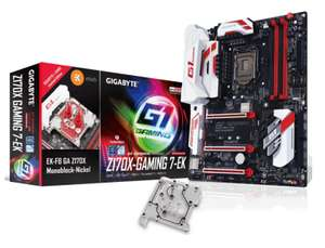 Carte mère Gigabyte GA Z170X Gaming 7 EK Intel Z170 So.1151