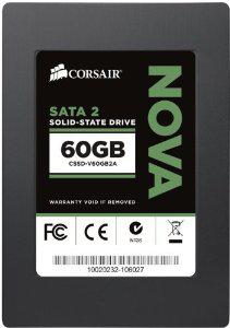Disque SSD Corsair Nova 60 Go SATA II MLC