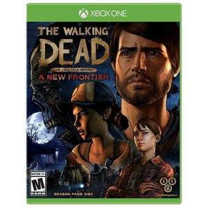 The Walking Dead - The Telltale Series: A New Frontier sur Xbox One