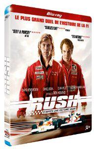 Pré-commande : Rush [Blu-ray]